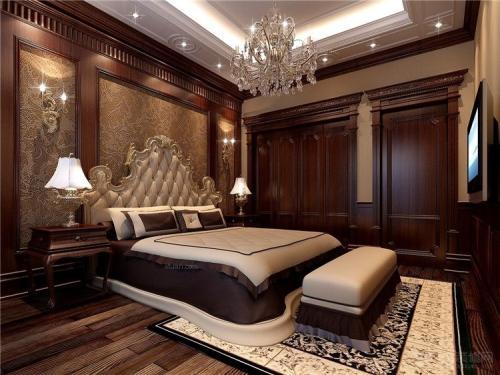 别墅卧室装修风水知识-「御墅国际装饰」