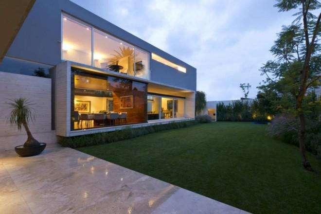 别墅客厅卫生标准设计-「御墅国际装饰」