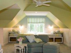 联排别墅布局方式室内空间设计-「御墅国际装饰」