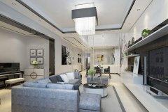 别墅现代简约装修设计有什么特色-「御墅国际装饰」