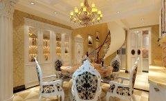 复古别墅装修风格设计的几个方面-「御墅国际装饰」