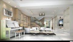 别墅室内装饰施工需要注意什么-「御墅国际装饰」
