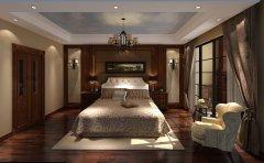 别墅法式风格装修设计-「御墅国际装饰」