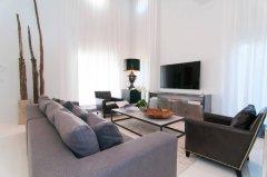 现代风格别墅装修简约风格的设计方法-「御墅国际装饰」