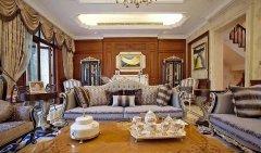 古典风格别墅装修方案-「御墅国际装饰」