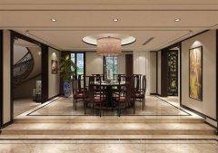别墅装修中式风格设计的特点-「御墅国际装饰」
