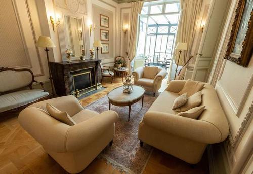 法式风格别墅设计装修几大要点-「御墅国际装饰」