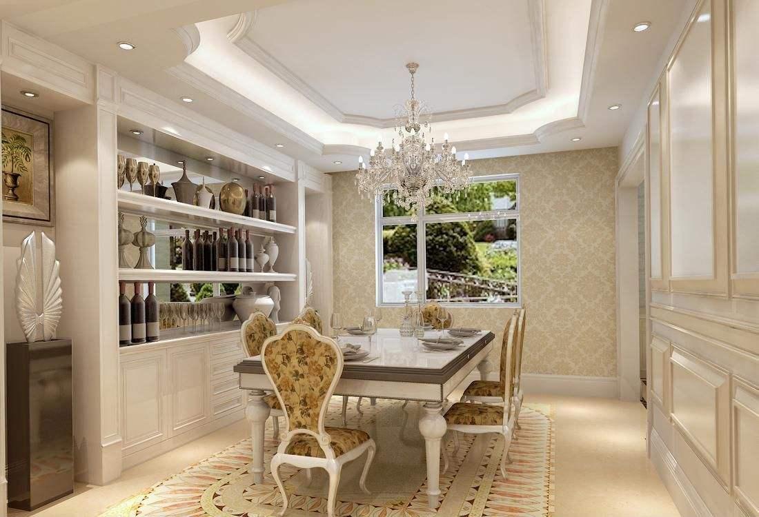 独立别墅设计空间功能规划-「御墅国际装饰」
