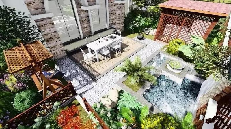 美式别墅庭院设计要点是什么,美式别墅如何设计?-「御墅国际装饰」