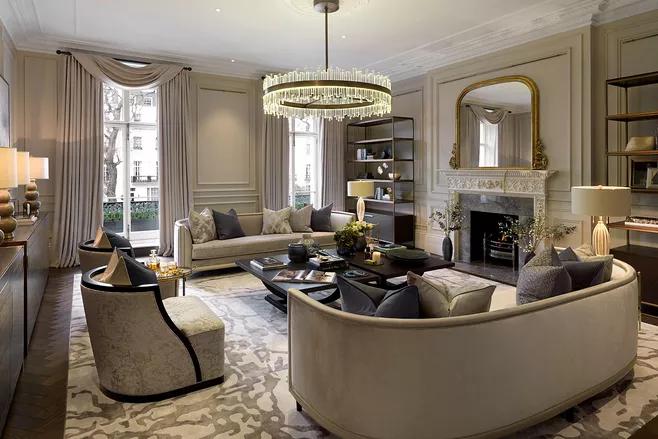 常见的别墅装修设计风格哪个好-「御墅国际装饰」