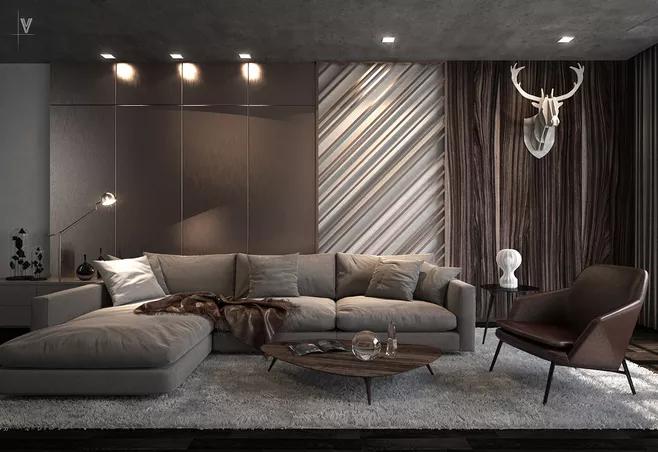 地中海风格别墅装修设计技巧与色彩搭配-「御墅国际装饰」