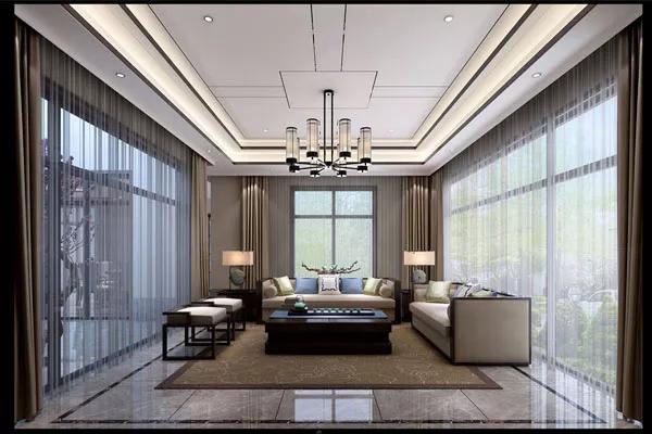 现代美式风格别墅装修设计有哪些特点-「御墅国际装饰」