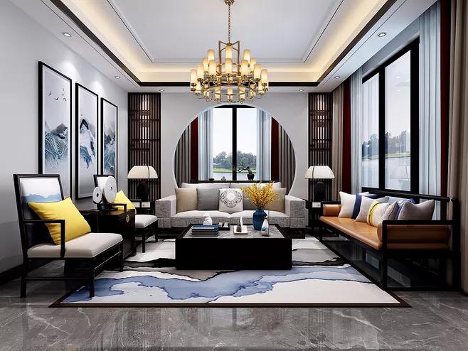 别墅工业风餐厅装修设计-「御墅国际装饰」