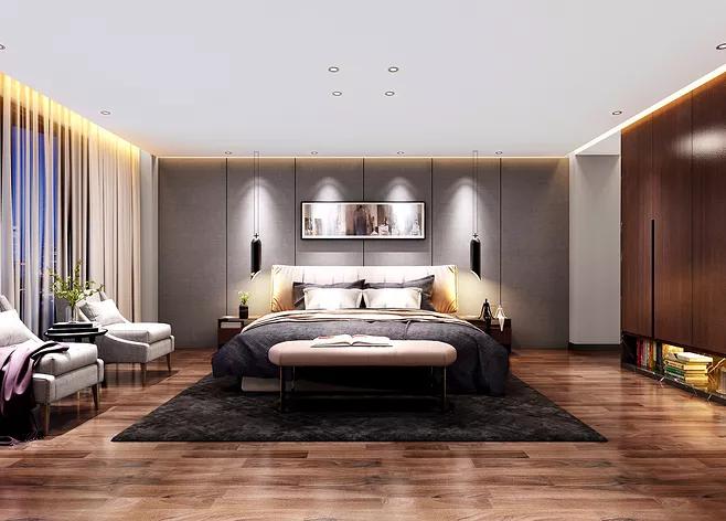 现代风格别墅装修设计要点以及注意事项-「御墅国际装饰」
