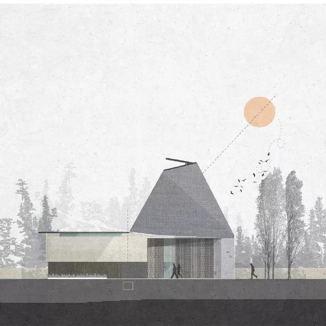 别墅复式楼新中式风格装修设计特点-「御墅国际装饰」