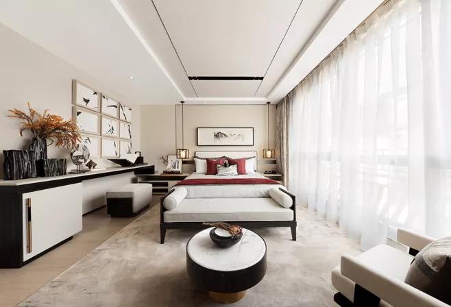 新中式自建别墅建筑装修设计该怎么做-「御墅国际装饰」