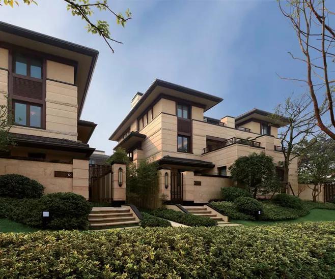 现代新中式自建别墅该怎么做装修设计-「御墅国际装饰」